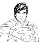 Superman line practice