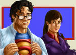 Lois And Clark by zclark