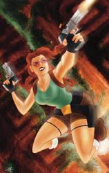Cartoony Lara