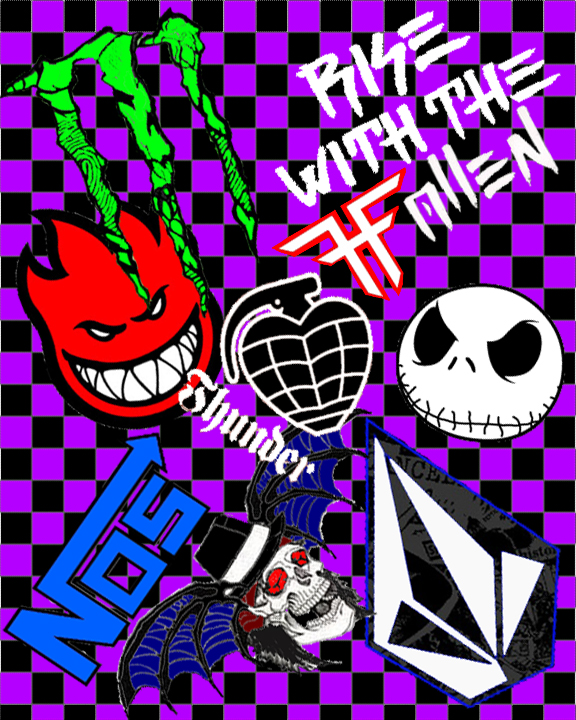 Logo Collage by EmoShadowNinja on DeviantArt