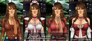 Jewel(OC) Live2D Live Wallpaper v1.1.5 (android)