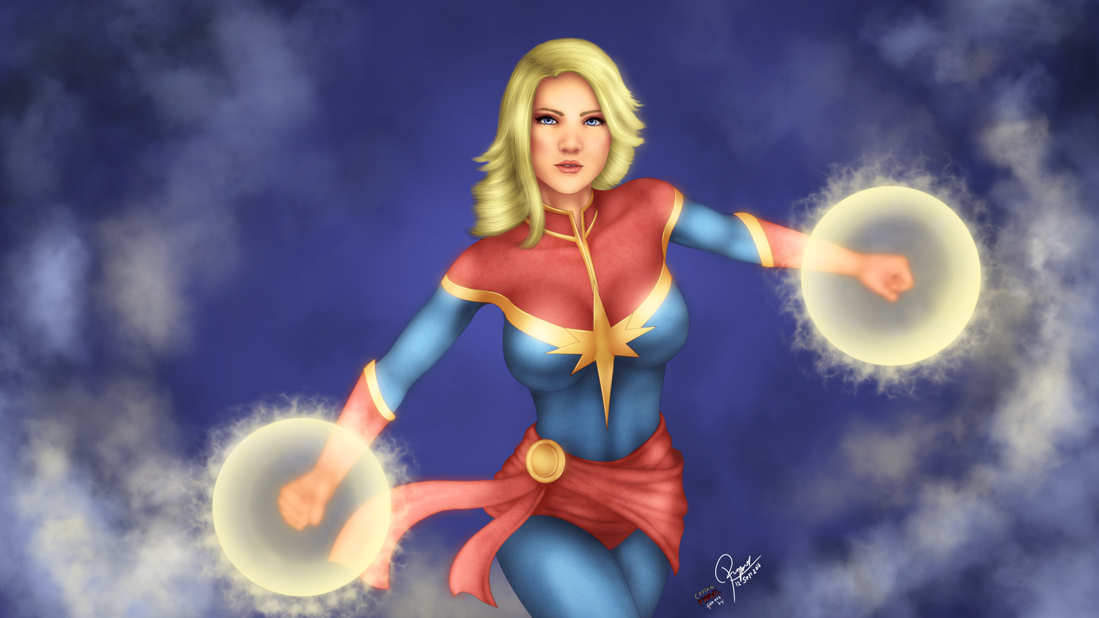 Simple Wallpaper Marvel Songbird - captain_marvel_fan_art_wallpaper__carol_danvers__by_ronggo-daheoad  Pictures_10781.png