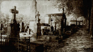 Cemetery by PoussiereObsidienne