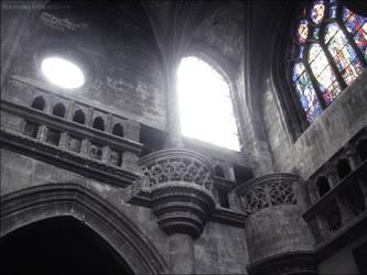 Church by PoussiereObsidienne