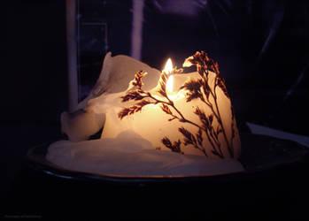 Kerze by PoussiereObsidienne