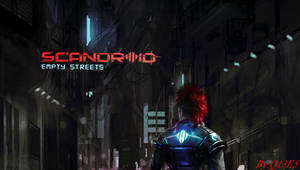 Celldweller [Scandroid - Empty Streets] Wallpaper by Q13E5