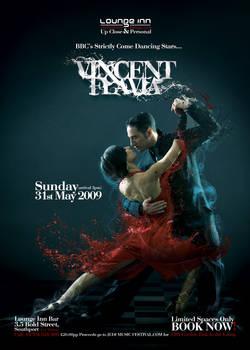 BBC Dancing stars Poster