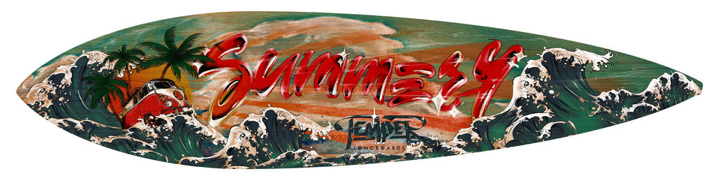 Summery the pintail deck by CHIN2OFF
