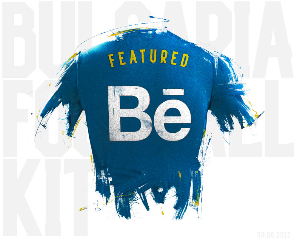 Featuring Bulgarian Football Team kit