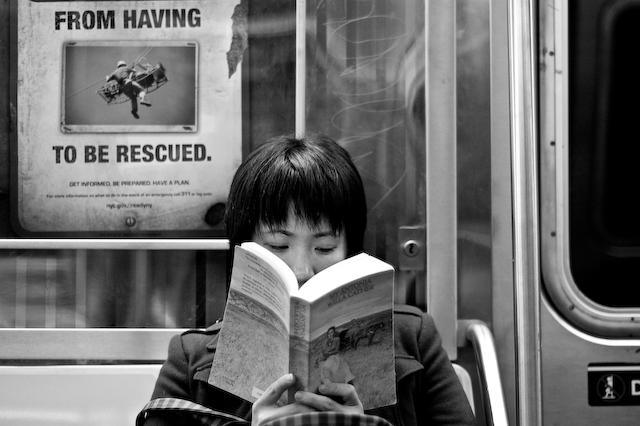 New York Subway 1 by Joeykunin