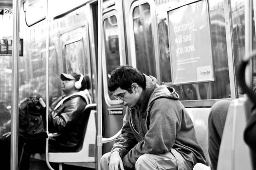 New york subway 3
