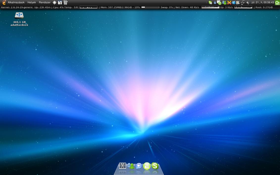 Desktop by zltgfx