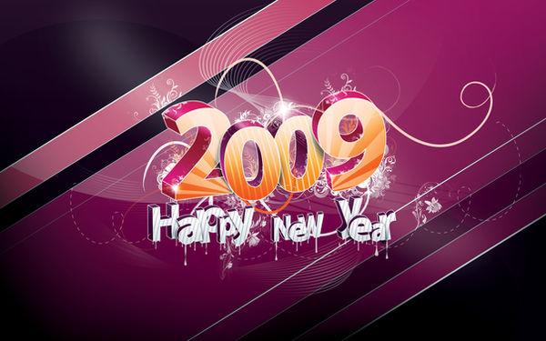 Happy New Year 2009