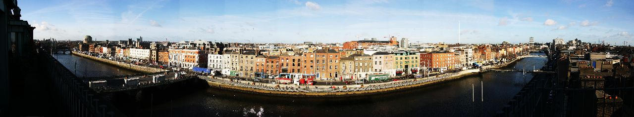 Dublin City quays by BoB242