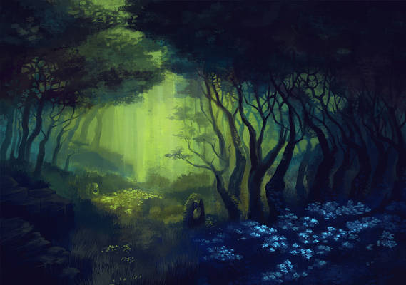 20210730 Forest Environments Practice