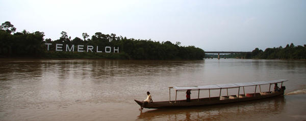 pahang river by sightofopic