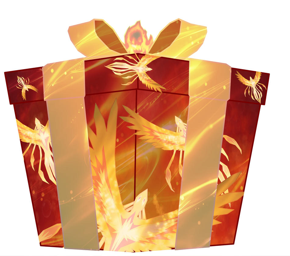 Phoenix Present by TurtleChix