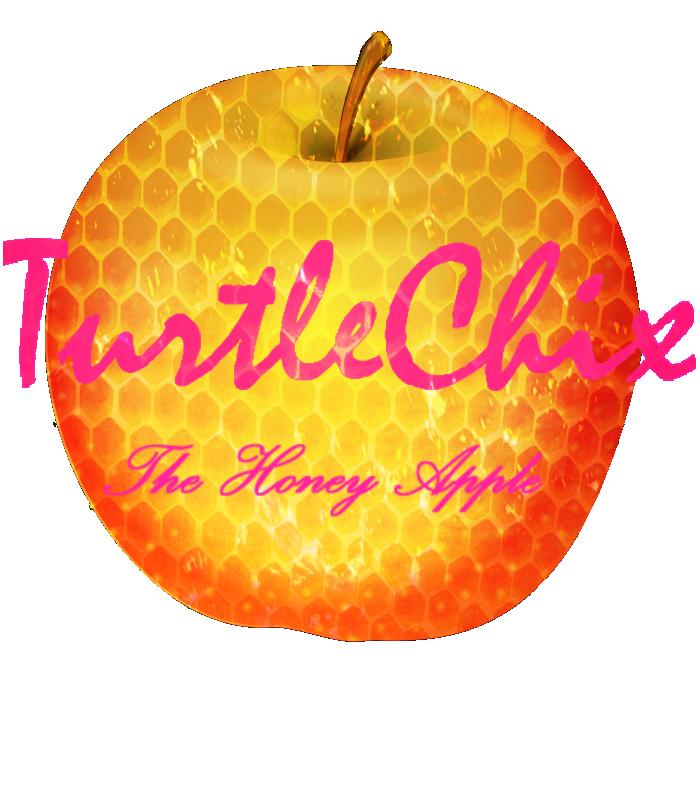 Honey Apple logo by TurtleChix
