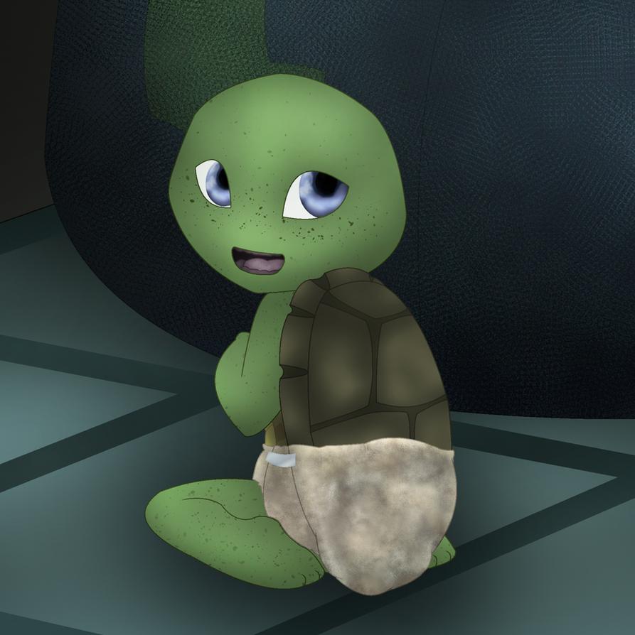 Here have a Cute Munckin by TurtleChix