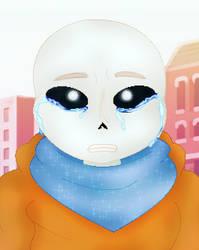 Sad Blue