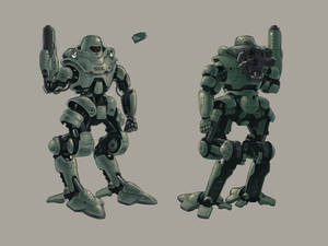 Droid Green
