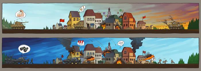 Panzer Comics #2