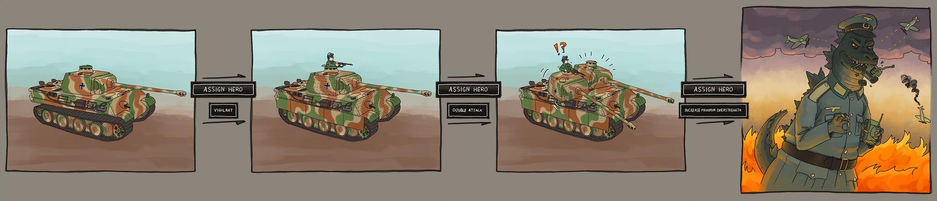 Panzer Comics #4