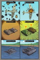 Panzer Comics #6