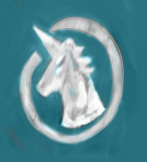 reconstructed Quel'dorei symbol by featherunner