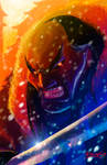 Shan Yu- Fire and Ice