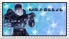 Mr.Freeze Stamp by panic1313