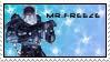 Mr.Freeze Stamp by panic1313