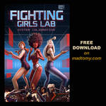 Fighting Girls Lab Free issue!