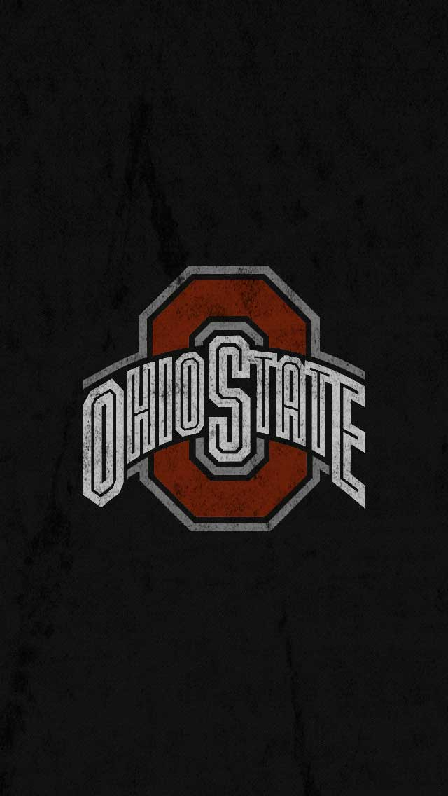 Ohio State iPhone Wallpaper by vmitchell85