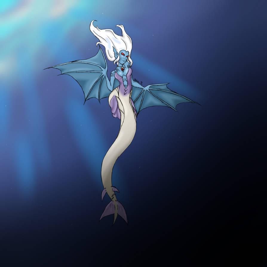 Siren Done by Luna0Wind