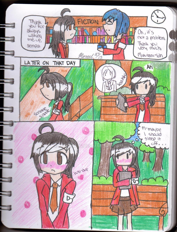 Gakuen Okoku: Valentine's Day by mamoru14