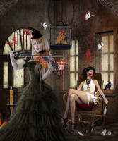 Babes in Toyland ... by gridfrnd
