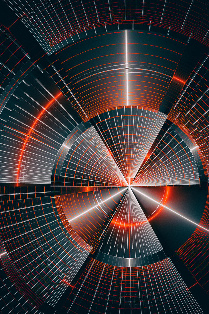 Glitch Cyberpunk by Masteroflemon