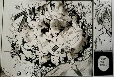 Farwest oc manga panel page 20