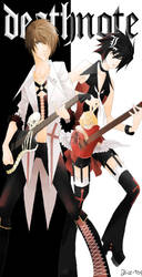 LxLight JRock Contest Entry :O by alice-top