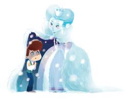Snow Queen by cosmococo