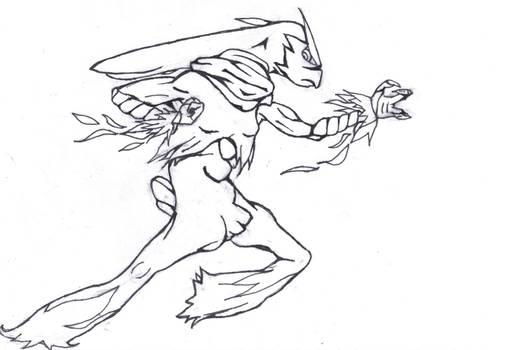 Nuzlocke - Xavier the Chicken