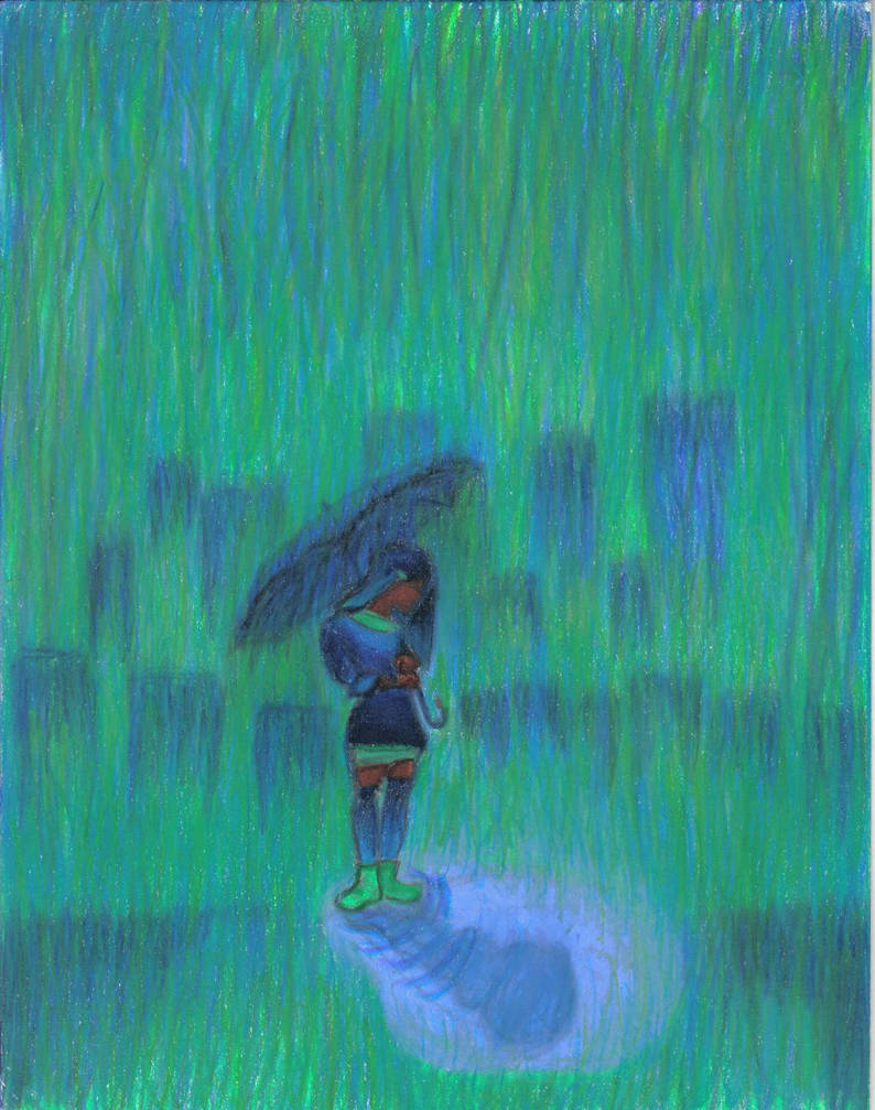 Morning Rainshade
