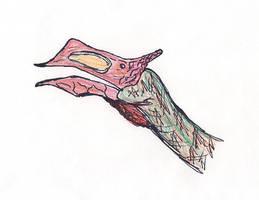 Huaxiapterus jii by andregatti16
