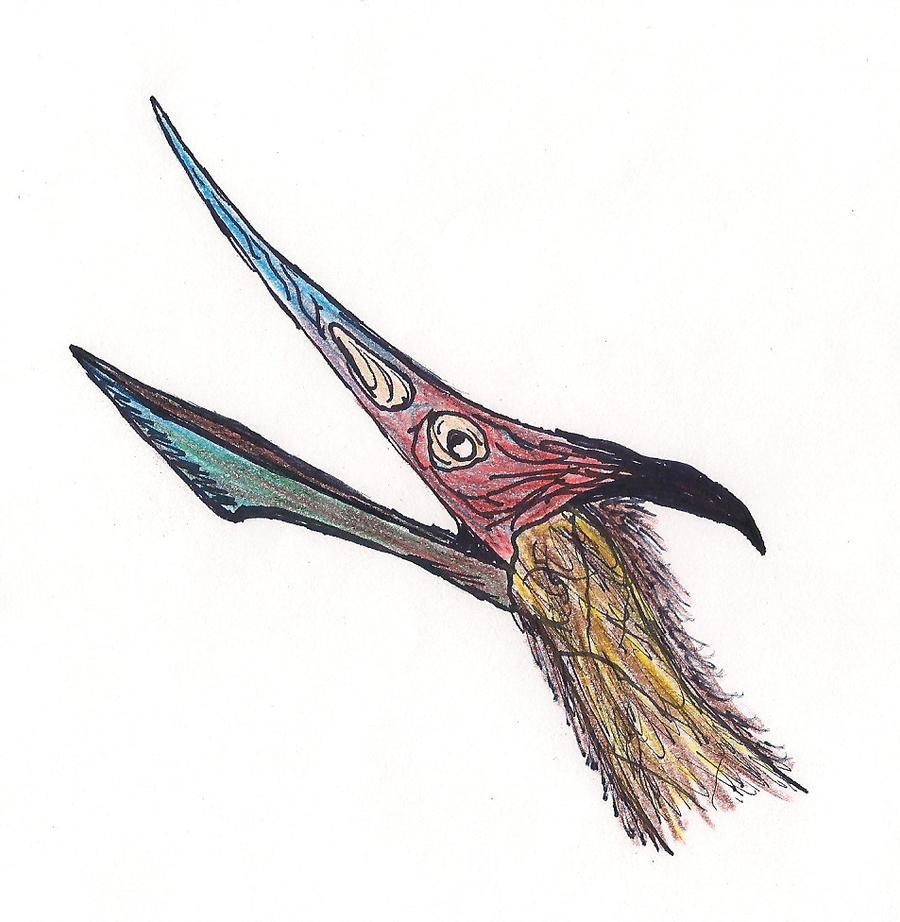 Eopteranodon lii by andregatti16