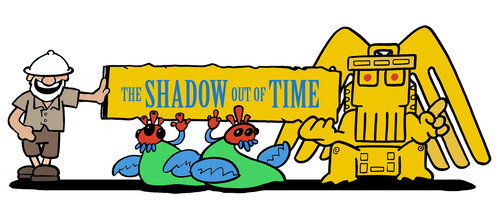 The Shadow Out of Time Gold Cliff