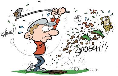 Golfgrounding