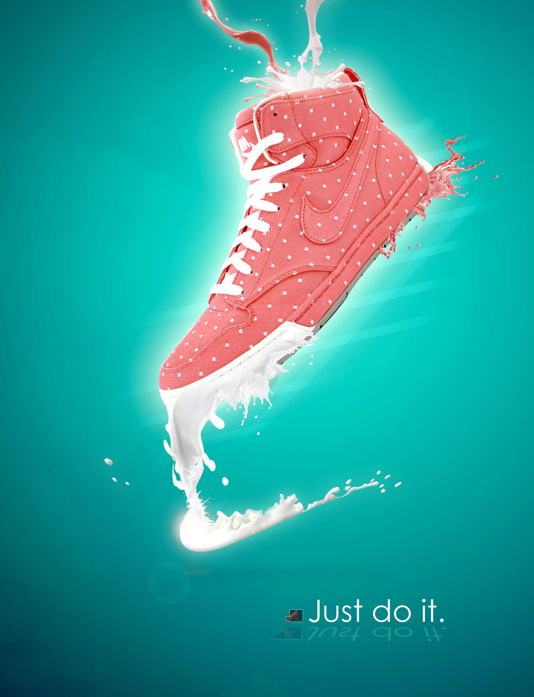 Nike Ad by High-Heels-Ads on DeviantArt