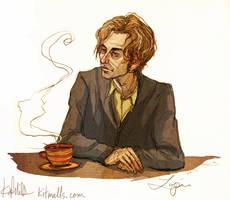 lupin by inkinthewell
