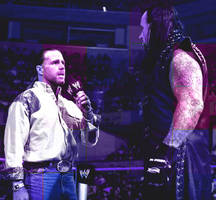 HBK and Undertaker by A-H-D